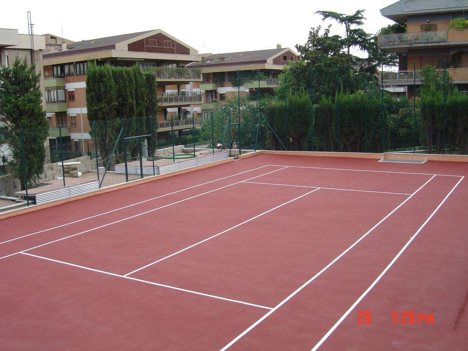 Costruzione impianti Sportivi Roma, Nettuno, Anzio