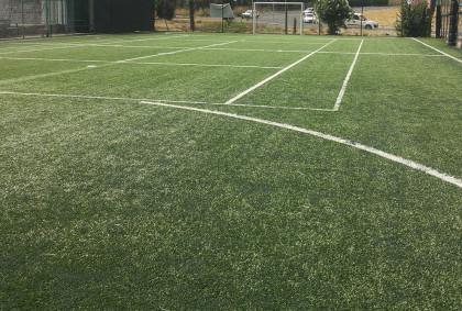 costruzione campi calcio
